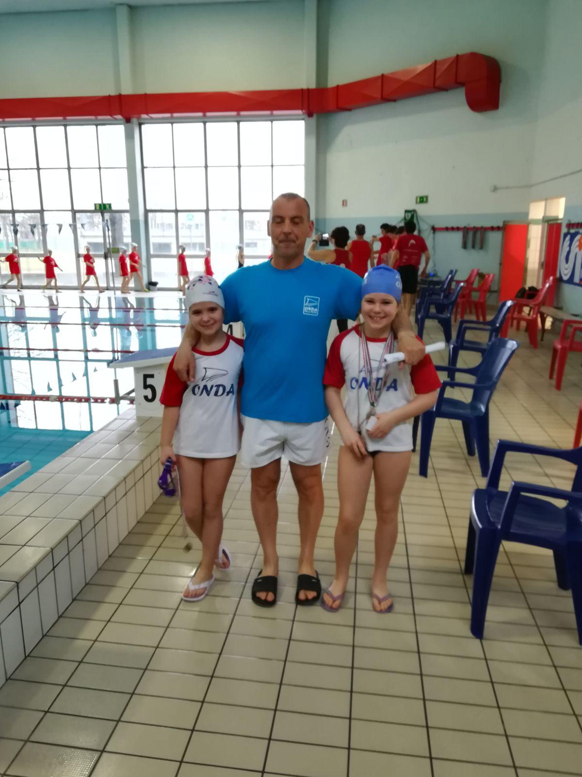 Piscina Via Melato.Nuoto In Festa Oltre 350 Atleti In Via Melato Marzo